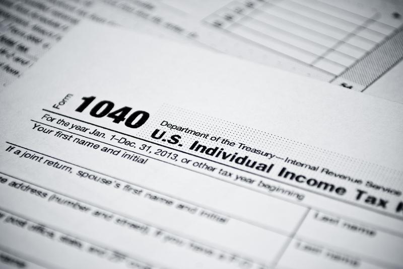 filing tax return audit