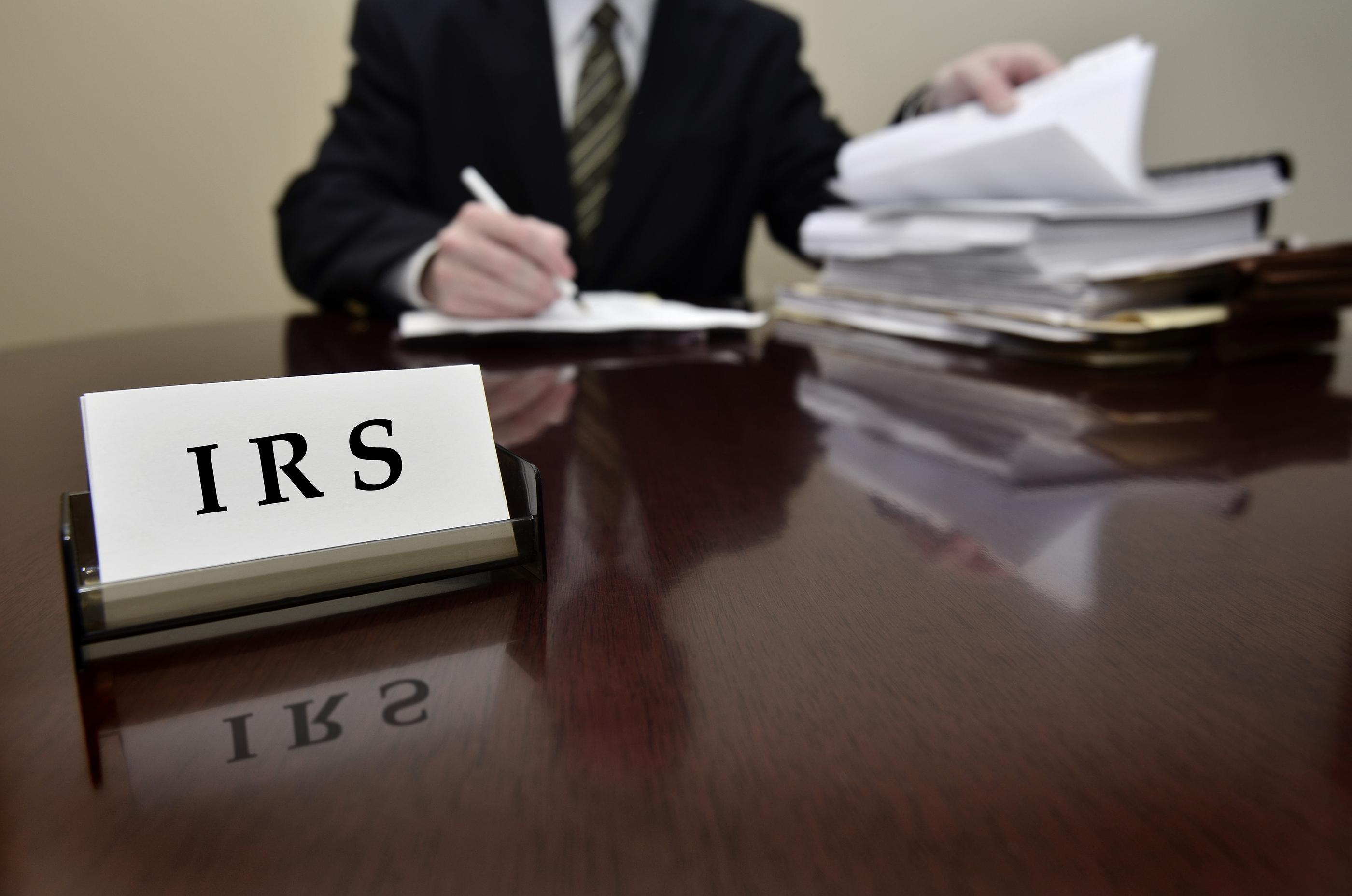 IRS tax law