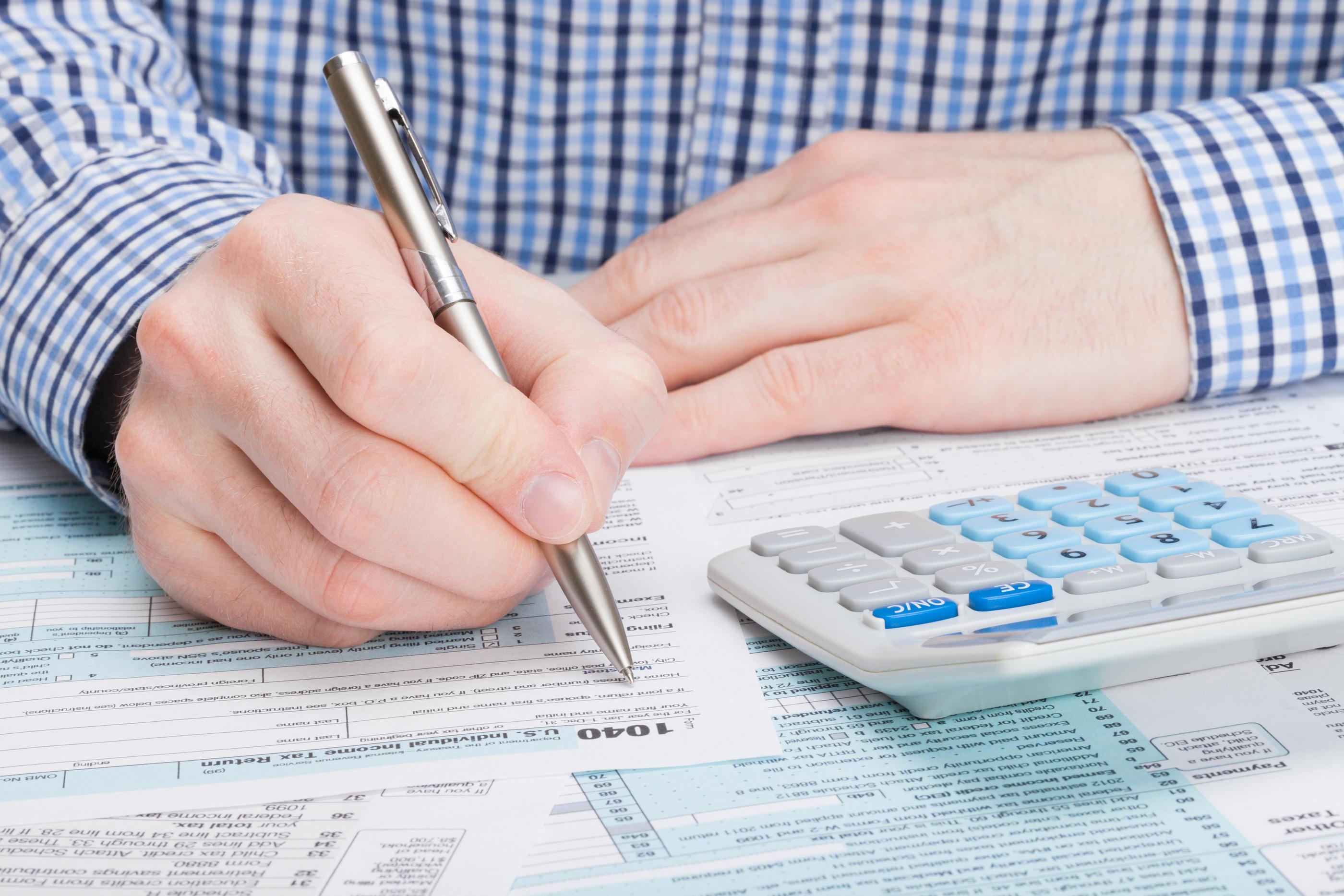 1099 tax form
